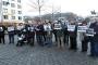 TV10 yöneticilerinin tutuklanması Köln'de protesto edildi