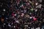 ABD'de yüz binlerce kadın 'Trump gitmeli' dedi