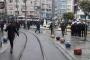 Afrin protestolarına polis engeli