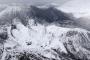 Japonya'da kayak merkezi yakınlarında yanardağ patladı