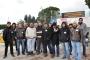 3 aydır ücretleri ödenmeyen işçiler TÜPRAŞ kapısında