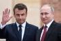 Erdoğan, Macron ve Putin ile Afrin'i görüştü