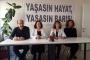 İzmir'deki sağlık çalışanları: Sağlık barış köprüsüdür