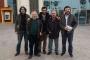 Bildiri dağıtırken gözaltına alınan EMEP'liler serbest