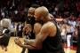 NBA'de James Harden'dan bir ilk: 60 sayılık triple-double