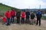 Karabağlar'da jeotermal sondaj çalışmasına karşı nöbet