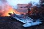 Suriye'nin İdlib kentinde Rus savaş uçağı düşürüldü