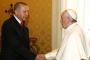 Erdoğan, Papa ile bir araya geldi: Sizden dua bekliyoruz