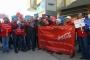 İşten atılan MAPP işçileri, Ankara'da eylem yaptı