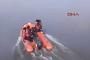 Ege'de mültecilerin olduğu ahşap tekne devrildi: 6 ölü