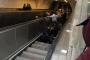 Maslak metrosunda merdiven boşluğuna düşen kişi kurtarıldı