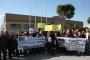 Hasan Songur'un ölümü fabrika önünde protesto edildi
