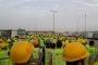 MNG'nin Suudi Arabistan'daki konut projesinde grev sürüyor