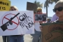 ABD'de bireysel silahlanmaya karşı yüzbinler sokağa çıktı