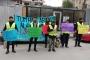 Ücretleri ödenmeyen Evril İnşaat işçileri direnişte