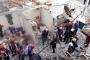 Doğal gaz patlamasında ev enkaza döndü: 1 ölü, 2 yaralı