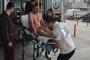 Bursa'da üzerine kimyasal madde dökülen işçi ağır yaralandı