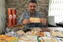Galatasaray taraftarından 'anlamlı' koleksiyon
