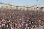 Engellemelere rağmen Newroz alanı doldu