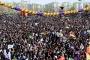 Newroz barış çığlıkları ile yankılandı