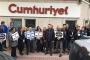TGS: Cumhuriyet susmaz Cumhuriyet çalışanları da susmaz