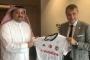 Beşiktaş Başkanı Fikret Orman Katar'da