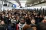 Fransa'da binlerce kamu emekçisi greve çıktı
