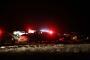 Nevşehir'de askeri uçak düştü, pilot hayatını kaybetti