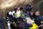 Adıyaman'da göçük altıda kalan işçi ağır yaralandı