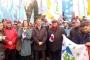 Direnişteki DHL Express işçilerine uluslararası delegasyondan destek