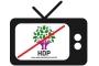 HDP iki yıldır televizyon programlarında yer bulamıyor