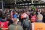 Fransa demir yollarında grev başladı