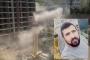 İzmir'de vincin devrilmesiyle bir işçi ağır yaralandı