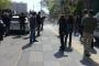 Ankara'da KESK'in OHAL yürüyüşüne polis saldırısı