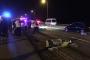 Hafriyat kamyonunun çarptığı karayolları işçisi yaşamını yitirdi