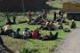 Erzurum'da mültecileri taşıyan kamyon devrildi: 1 ölü, 30 yaralı