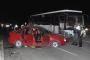 İşçi servisi otomobile çarptı: 3 ölü, 9 yaralı