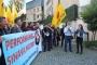 Eğitim Sen İzmir Şubeleri 'performansa hayır' imzalarını teslim etti