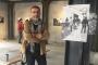 İnşaat işçisi Hakan Ottaş fotoğraf sergisi açtı