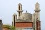 Kiliseye benzetilen cami 12 yıldır tamamlanamadı