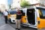 Diyarbakır'da taksi sürücüleri taksimetreleri kapattı