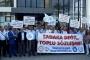 İzmir Büyükşehir'de kamu sendikalarının TİS eylemleri devam ediyor