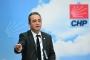 CHP Sözcüsü Bülent Tezcan basın toplantısı düzenledi