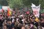 Fransa'da neoliberal yasalara karşı insan seli!