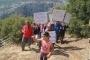 Spil Dağı Milli Parkı'nın yanı başına taş ocağı süreci başlatıldı