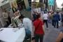 Ankara'da Saadet Partisi standına saldırı