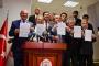 'Millet İttifakı' protokolü YSK'ye sunuldu
