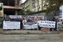 Acıbadem Tibaş Parkı gönüllüleri: Üsküdar belediyesi suç işliyor