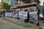 İBB, Aziz Mahmud Hüdayi Vakfının Üsküdar'daki kaçak binasını mühürledi