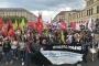 Münih'te 30 bin kişi yeni Polis Yasası'na karşı yürüdü